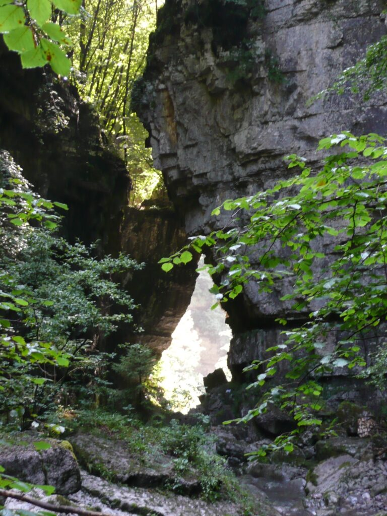 roccia contro roccia